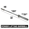 Power Lifting Bar St...