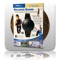 Fitter Balance Board Classic 40cm 2-Level