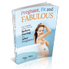 Pregnant, Fit and Fabulous - Mary Bacon - Book