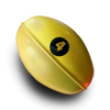 Rugby Trainer Ball 4...