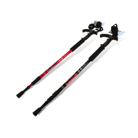 Nordic Walking Stick - Telescopic - Pair